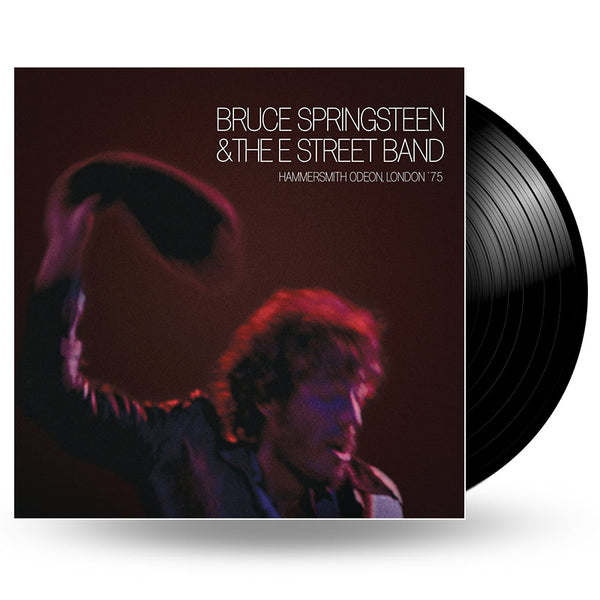 BRUCE SPRINGSTEEN - HAMMERSMITH ODEON - 4LP