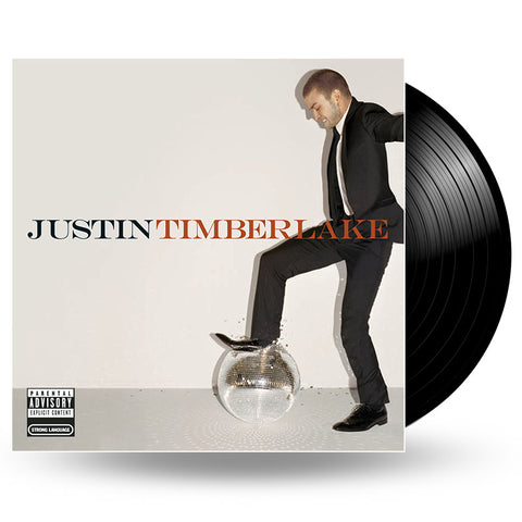 JUSTIN TIMBERLAKE - FUTURESEX/LOVESOUNDS - 2LP