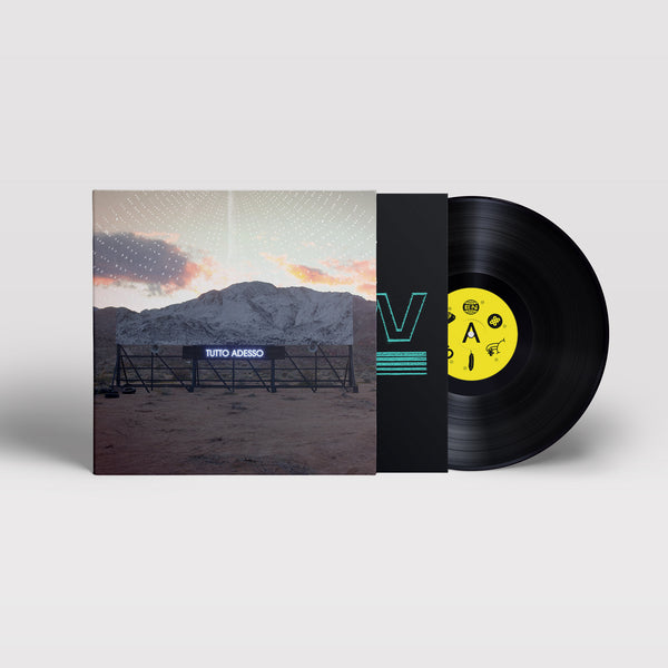 ARCADE FIRE - EVERYTHING NOW - ITALIAN - LP