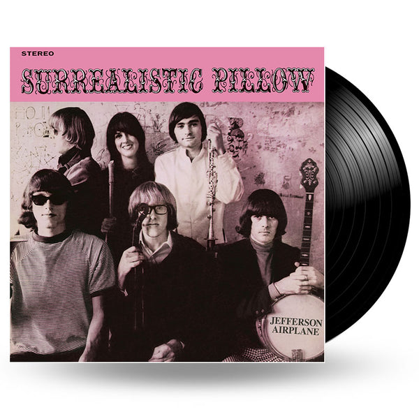 JEFFERSON AIRPLANE - SURREALISTIC PILLOW - LP