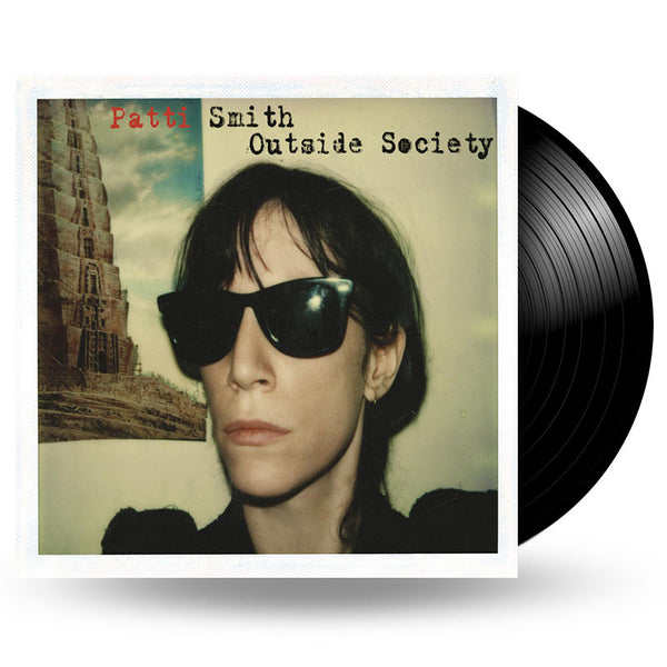 PATTI SMITH - OUTSIDE SOCIETY - 2LP