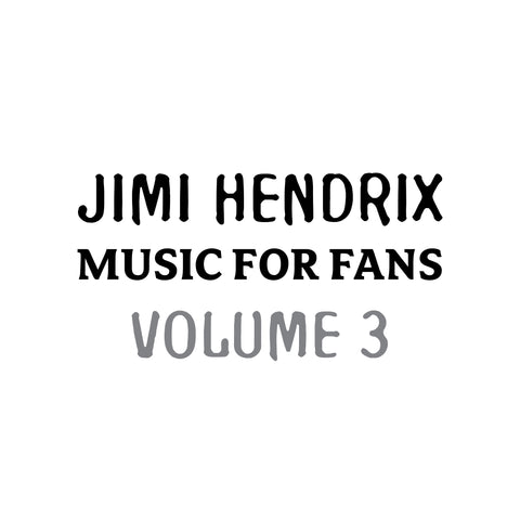 JIMI HENDRIX - ALL ALONG THE WATCHTOWER & COME ON PT. 1 SESSIONS - DIGITAL (MP3)