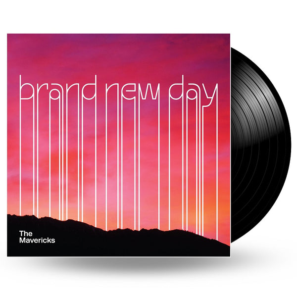 THE MAVERICKS - BRAND NEW DAY - LP