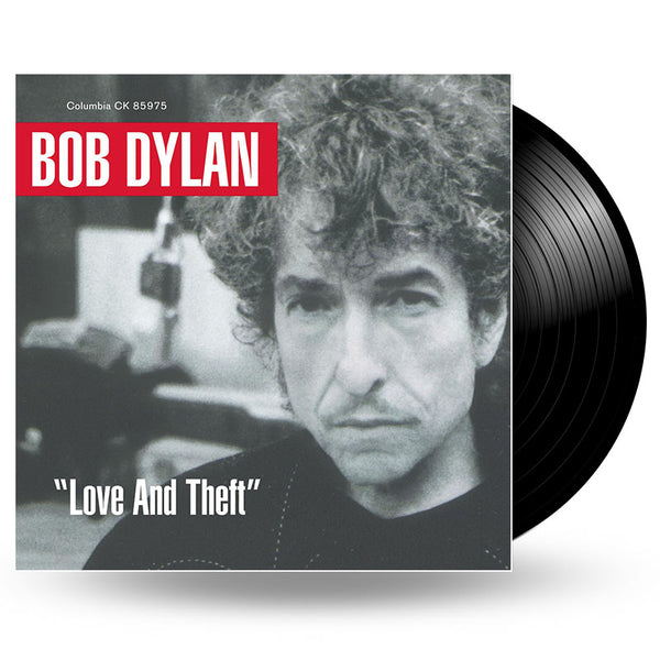 BOB DYLAN - LOVE AND THEFT - 2LP