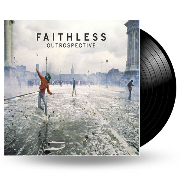 FAITHLESS - OUTROSPECTIVE - 2LP