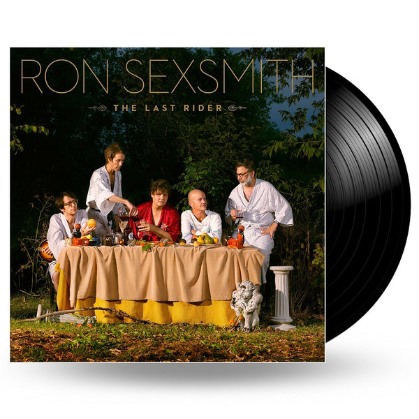 RON SEXSMITH - THE LAST RIDER - 2LP
