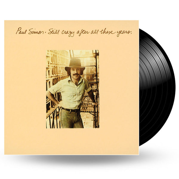 PAUL SIMON - STILL CRAZY AFTER ALL THESE YEARS - LP