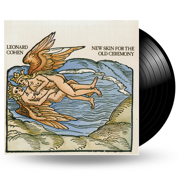 LEONARD COHEN - NEW SKIN FOR THE OLD - LP
