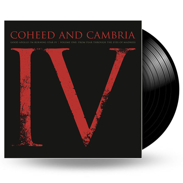 COHEED AND CAMBRIA - GOOD APOLLO I'M - 2LP