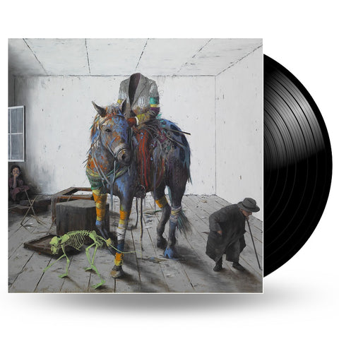 UNKLE - THE ROAD: PART 1 - LP