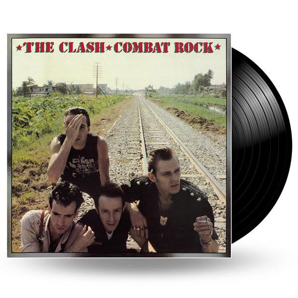 THE CLASH - COMBAT ROCK - LP