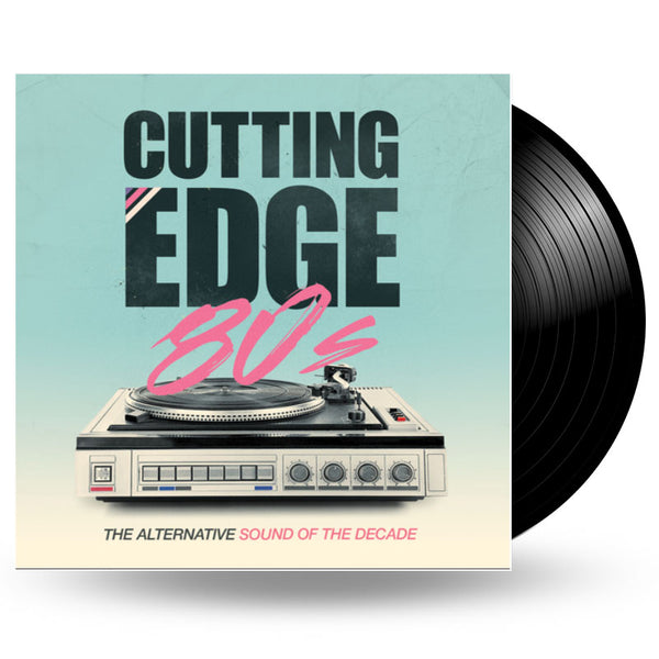 CUTTING EDGE 80S - Various Artists - 2LP