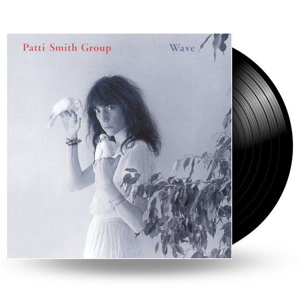 PATTI SMITH GROUP - WAVE - LP
