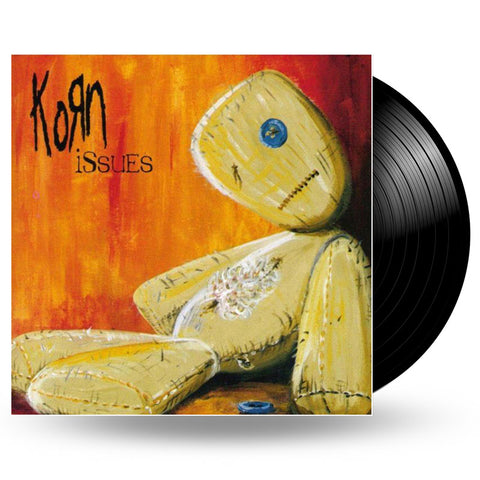 KORN - ISSUES - 2LP