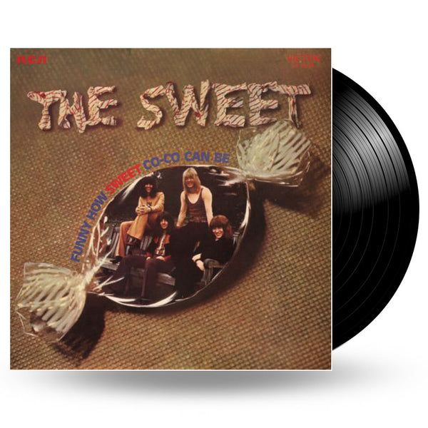SWEET - FUNNY HOW SWEET CO-CO CAN BE - LP
