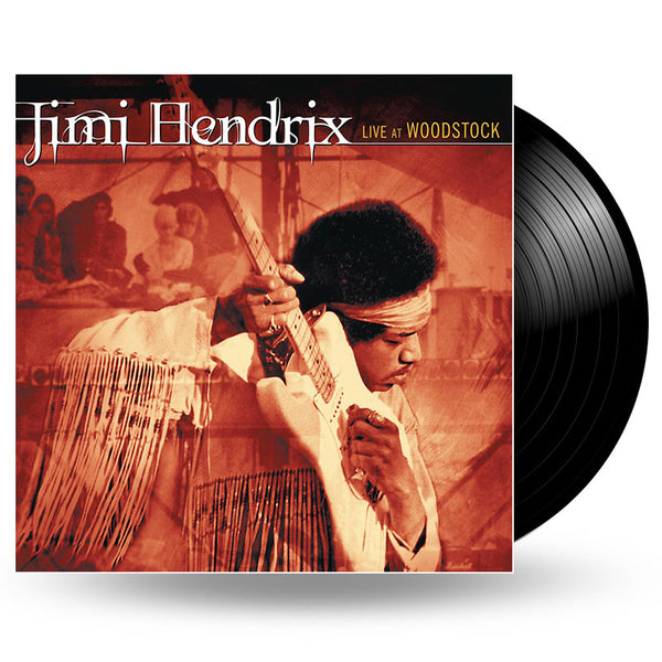 JIMI HENDRIX - LIVE AT WOODSTOCK - 3LP