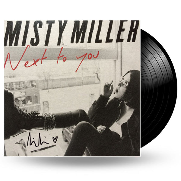 MISTY MILLER - NEXT TO YOU - 7