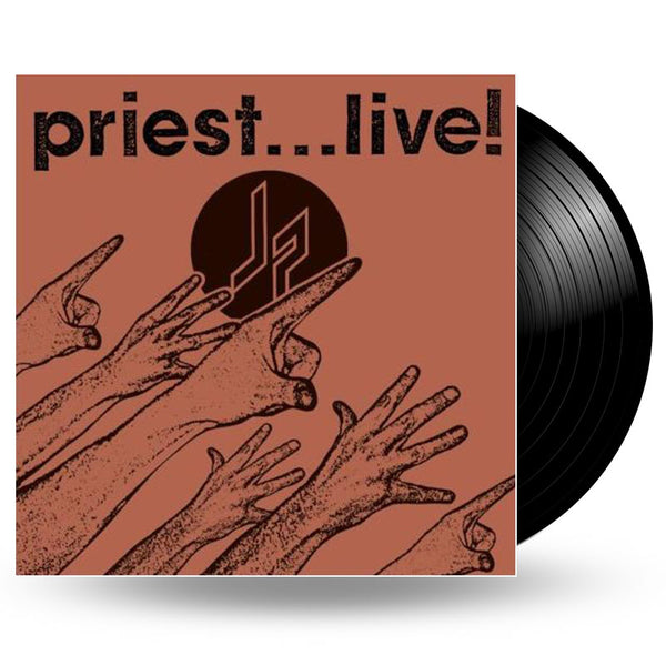 JUDAS PRIEST - PRIEST LIVE! - 2LP