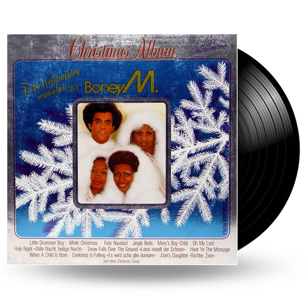 BONEY M. - CHRISTMAS ALBUM - LP