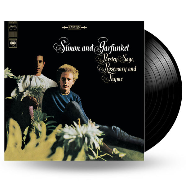 SIMON & GARFUNKEL - PARSLEY, SAGE, ROSEMARY AND THYME - LP