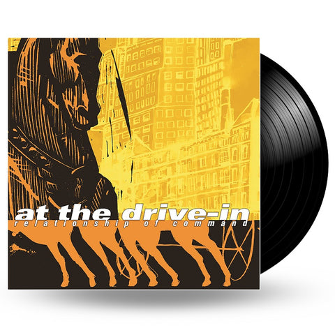 AT THE DRIVE-IN - RELATIONSHIP OF COMMAND - 2LP