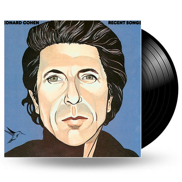 LEONARD COHEN - RECENT SONGS - LP
