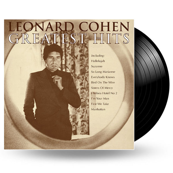 LEONARD COHEN - GREATEST HITS - LP