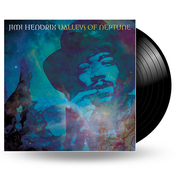 JIMI HENDRIX - VALLEYS OF NEPTUNE - 2LP