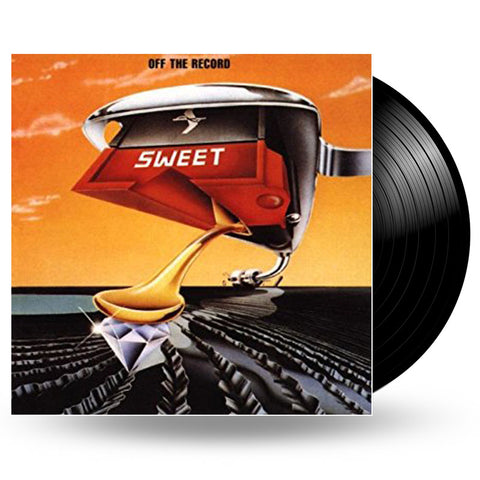 SWEET - OFF THE RECORD - LP