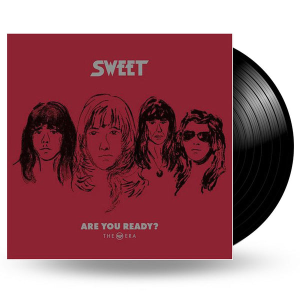 SWEET - ARE YOU READY? (The RCA Years) - LP