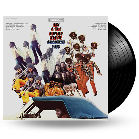 SLY & THE FAMILY STONE - GREATEST HITS (1970) - LP