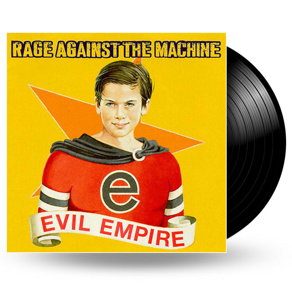 Rage Against The Machine - EVIL EMPIRE - LP