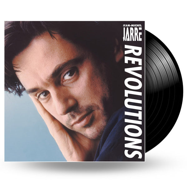 JEAN-MICHEL JARRE - REVOLUTIONS - LP