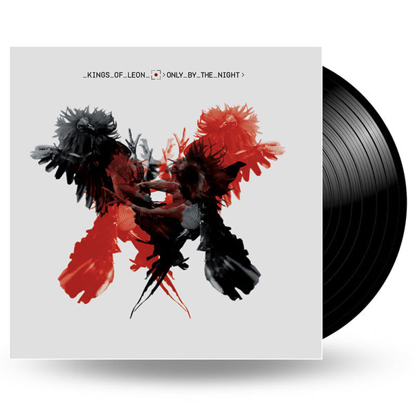 KINGS OF LEON - ONLY BY THE NIGHT - LP