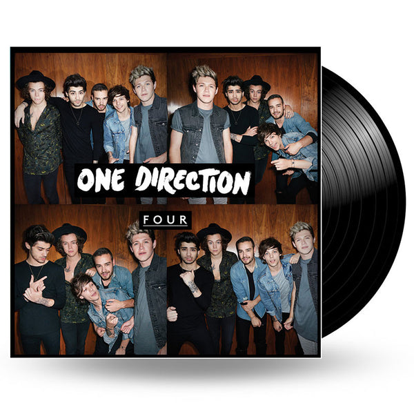 ONE DIRECTION - FOUR - LP