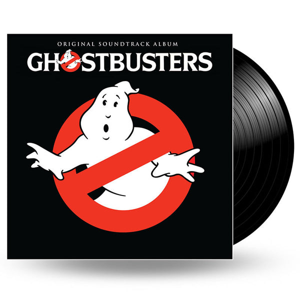 GHOSTBUSTERS (ORIGINAL MOTION PICTURE SOUNDTRACK) - LP