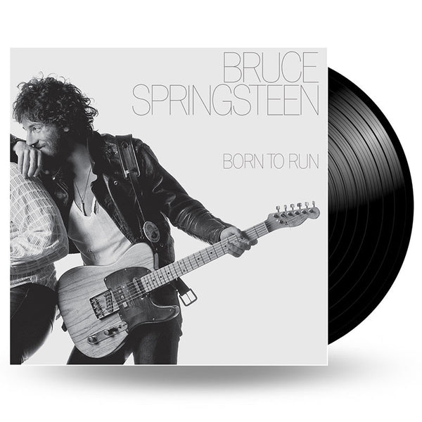 BRUCE SPRINGSTEEN - BORN TO RUN - LP