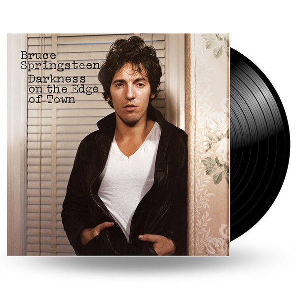 BRUCE SPRINGSTEEN - DARKNESS ON THE EDGE OF TOWN VINYL - LP