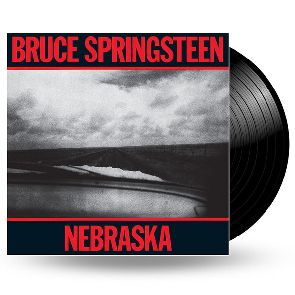 BRUCE SPRINGSTEEN - NEBRASKA - LP