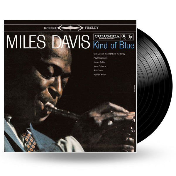 MILES DAVIS - KIND OF BLUE - LP