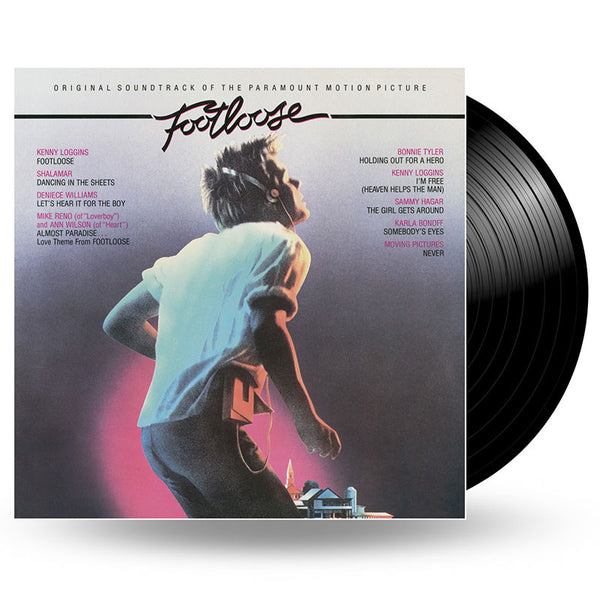 VARIOUS - FOOTLOOSE (ORIGINAL MOTION PICTURE SOUNDTRACK) - LP