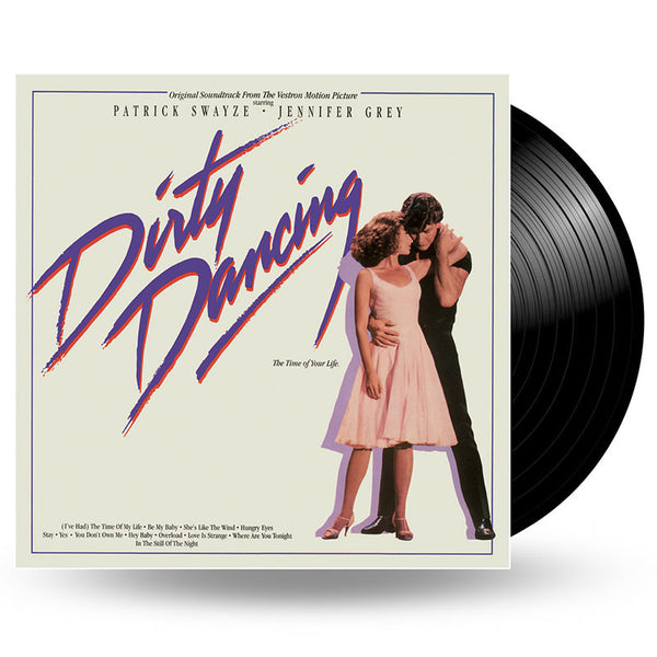 VARIOUS - DIRTY DANCING (ORIGINAL MOTION PICTURE SOUNDTRACK) - LP