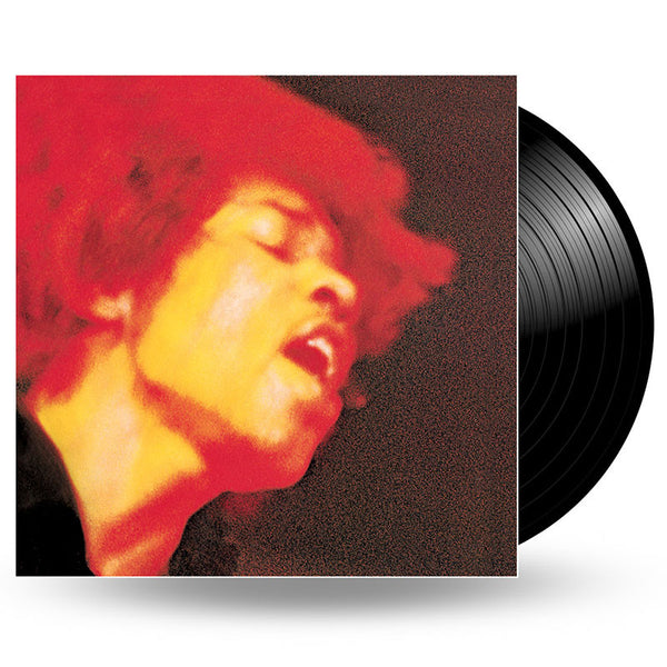 THE JIMI HENDRIX EXPERIENCE - ELECTRIC LADYLAND - LP
