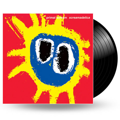 PRIMAL SCREAM - SCREAMADELICA - 2LP