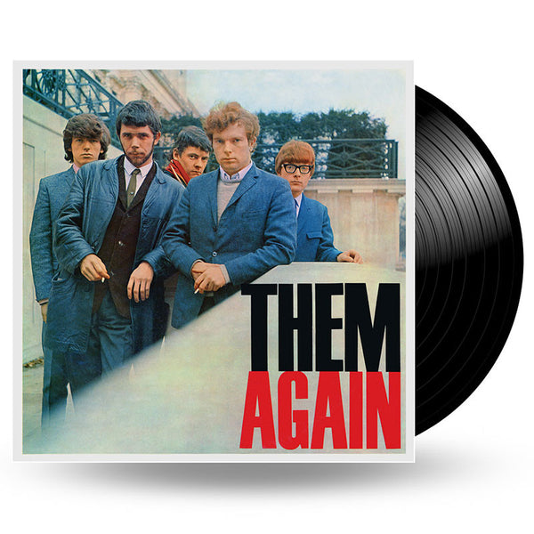 Them - Them Again - LP