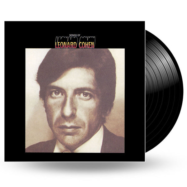 LEONARD COHEN - SONGS OF LEONARD COHEN - LP