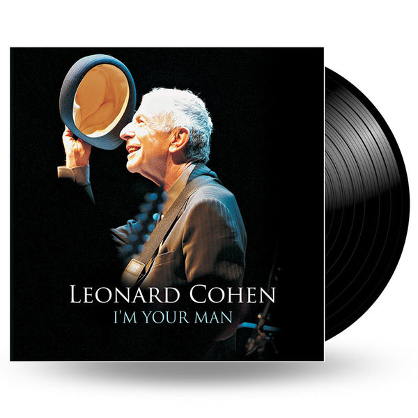 LEONARD COHEN - I'M YOUR MAN - LP