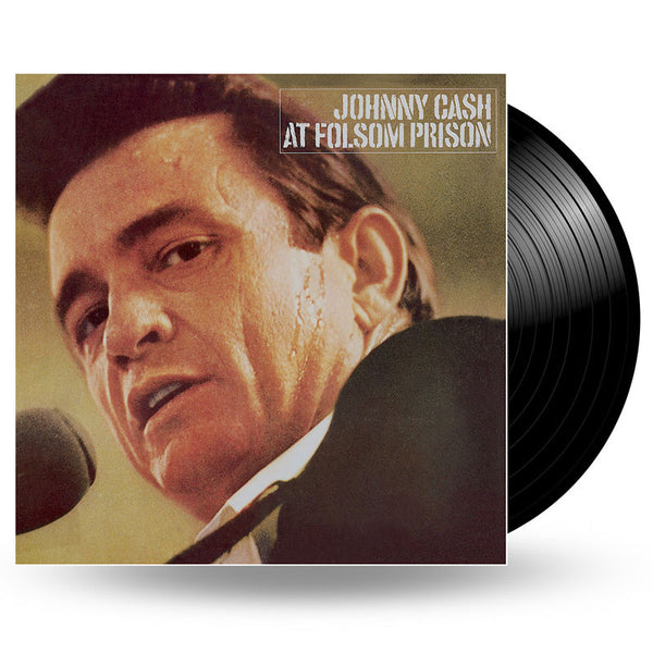 JOHNNY CASH - AT FOLSOM PRISON - 2LP