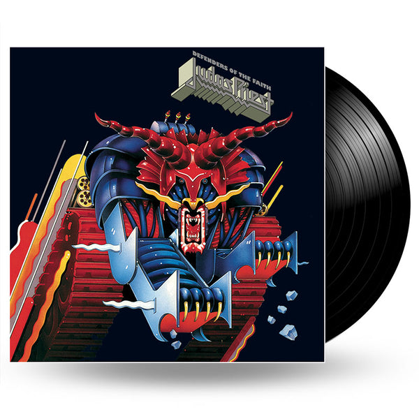JUDAS PRIEST - DEFENDERS OF THE FAITH - LP