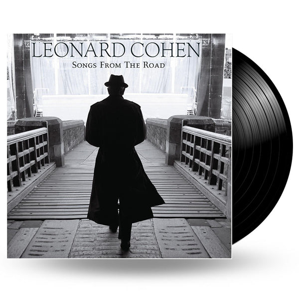 LEONARD COHEN - SONGS FROM THE ROAD - 2LP